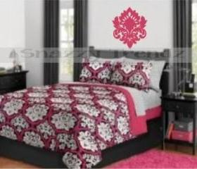 Damask Decal