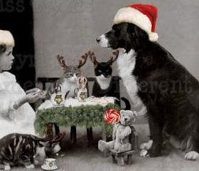 Tea Party Christmas