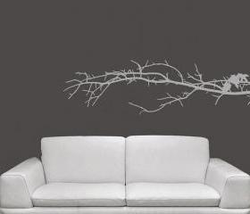 Tree Branch Vinyl Wall Decal 22112