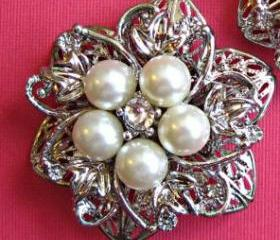Wedding Brooch, Wedding Cake Accessories