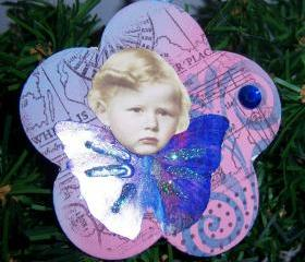 Little Boy Blue Ornament #6