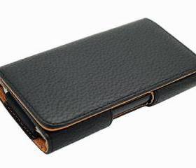 Leather Pouch Holster Belt Clip Case for Samsung Galaxy S3