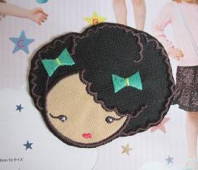 5 Lovely Harajuku Lovers Iron On Applique