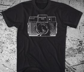 Holga Camera Shirt Free Shipping