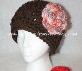 Crochet chunky Beanie