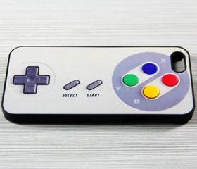 Game Controller Design iPhone 5 Rubber Case or Hard Cover Case