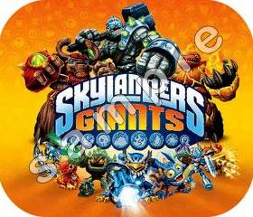 Skylander Giants Mousepad