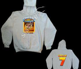 SKYLANDERS GIANTS HOT DOG HOODED SWEATSHIRT
