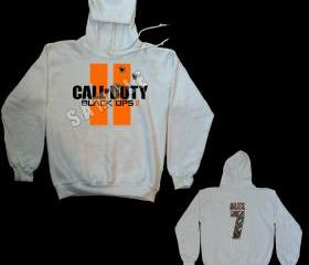 CALL OF DUTY BLACK OPS 2 HOODED SWEATSHIRT