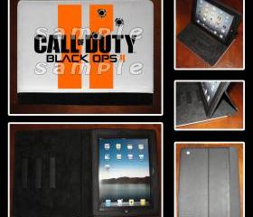 Call of Duty Black Ops 2 Leather iPad Case - Fits iPad 2, 3 and 4 #1