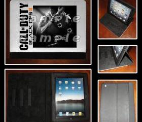 Call of Duty Black Ops 2 Leather iPad Case - Fits iPad 2, 3 and 4 #2