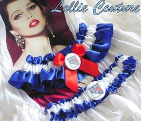 Football garters, College garters, Wedding garters