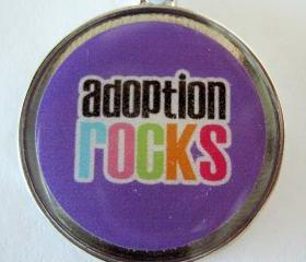 Adoption Pet ID Tag