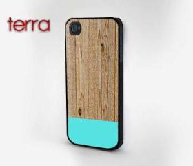 Geometric Wood Grain Print - iphone 5 cases Cool iPhone Cases- Cool iPhone Cases