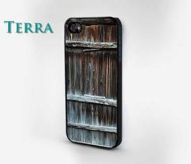 iphone 5 case for iphone 5 cover Old weathered Fence PrintCool iPhone Cases- Cool iPhone Cases