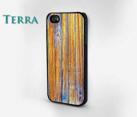 Color Wood Grain Print - iphone 5 cases Cool iPhone Cases- Cool iPhone Cases