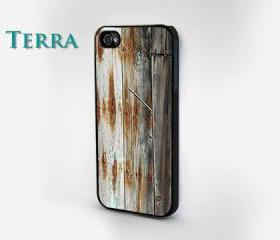 Weathered Wood Fence Prints - iphone 5 cases Cool iPhone Cases- Cool iPhone Cases