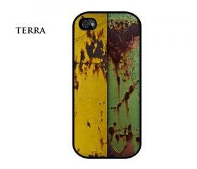Rusted Painted Metal Print - iphone 5 cases Cool iPhone Cases- Cool iPhone Cases