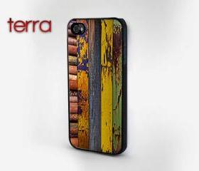 NEW iphone 5 case iphone 5 cover Rusted Metal PrintCool iPhone Cases- Cool iPhone Cases
