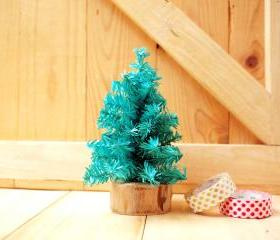 Small Christmas tree, Green