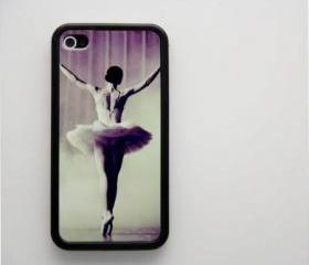 Classical Dancer iPhone 4 and iPhone 4S Rubber Case
