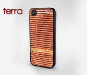 Rusted Metal Print - iphone 5 cases Cool iPhone Cases- Cool iPhone Cases