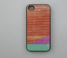 NEW iphone 5 case iphone 5 cover Rusted Geometric Metal DesignCool iPhone Cases- Cool iPhone Cases