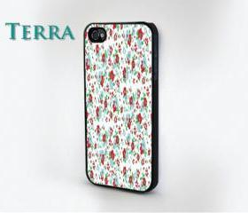 Floral Pattern - iphone 5 cases Cool iPhone Cases- Cool iPhone Cases