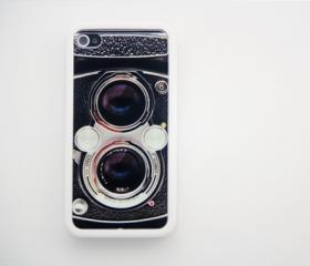 Vintage Camera Design iPhone 4 and iPhone 4S Rubber Case
