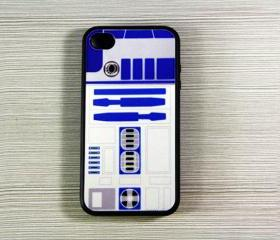 Star war R2D2 Soft TPU iPhone 4 and iPhone 4s Case
