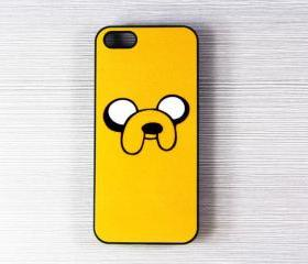 Adventure time Jake iPhone 5 Case,Rubber Case or Hard Plastic Case