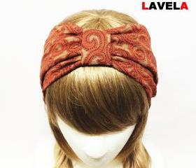 Vintage paisley-headband