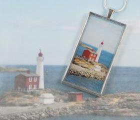 Large Lighthouse Necklace