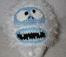 Abominable Snowman hat
