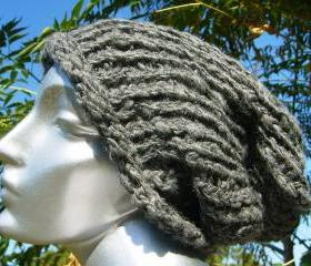 Smokey Joe Slouchy 100% Alpaca/Llama Fiber
