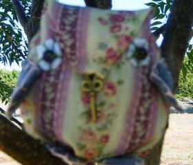 Fiona Owl Critters of Virtue