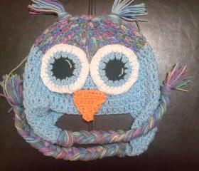 owl hat