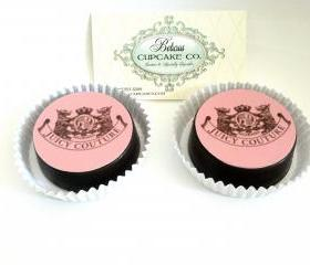 Oreo Cookies (Inspired) Juicy Couture Perfect for Party favor, Wedding, Birthdays, Bridal Shower Or Treat Yourself