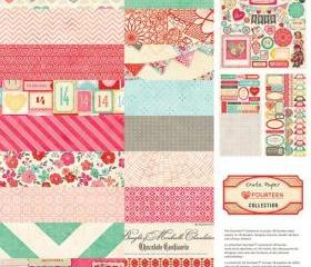 Fourteen 12 x 12 Collection Kit/ Pack