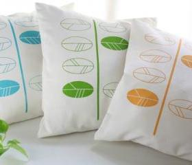Set of 3 CUSHION COVERS Summer Selection