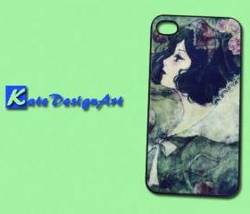 iphone case/iphone 4 case/iphone 4s case/iphone 4 cover case - Snow White iphone case