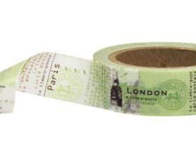 European Traveler Washi Tape