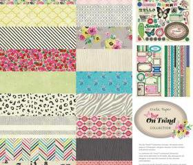 "On Trend COLLECTION KIT 12""X12"""