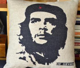 Che Guevara Decorative Pillow