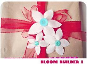 Felt Bloom Builder Flowers #1