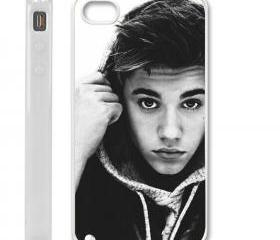 justin bieber special design iphone case 4 /4s