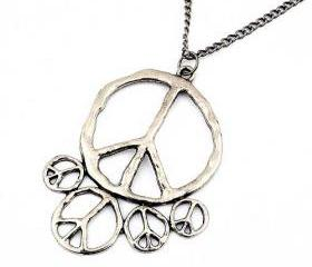 Peace Please! Necklace