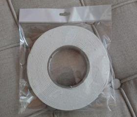 1/2 inch Super Duper Sticky Tearable Foam Tape Roll