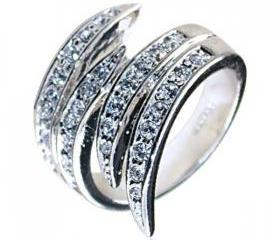 Fashion Tornado Rings for Women
