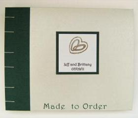 Add a Label to your LizzieMade Book - Hand-made Label or Bookplate